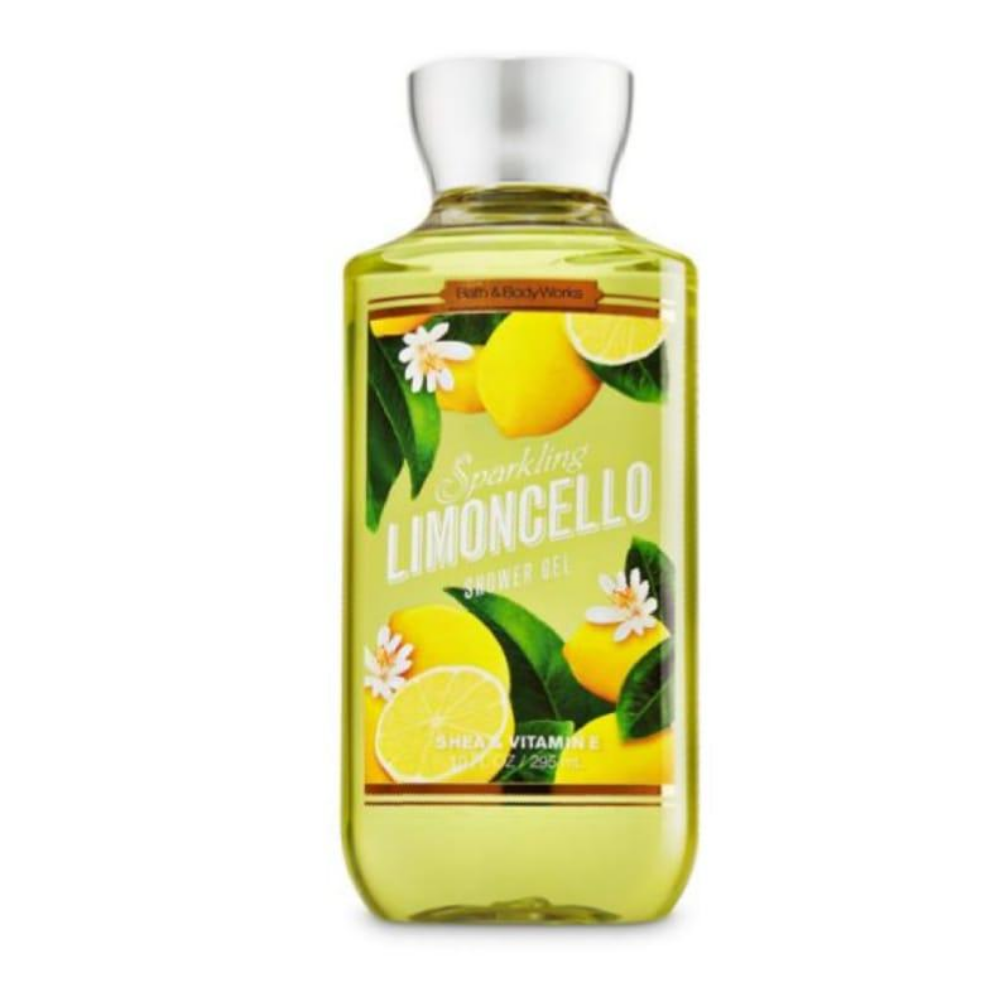Shower Gel Limoncello
