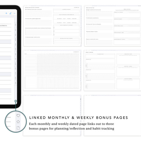 2021 Digital Planner for Business Owners