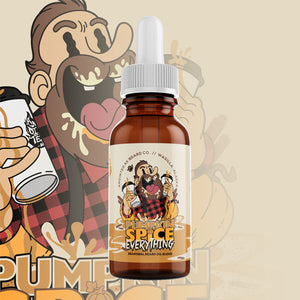 best pumpkin spice beard oil