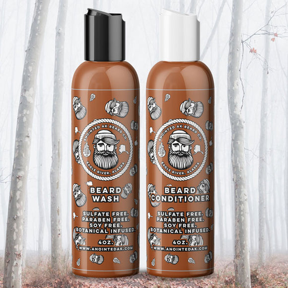 best daily beard wash and conditioner for men