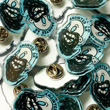 ak beardo pins for men