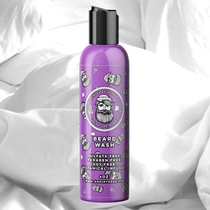 best night time beard wash and conditioner for men