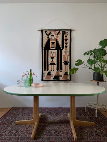 The Revived Living Room by Studio Jeffrey Heiligers, Table