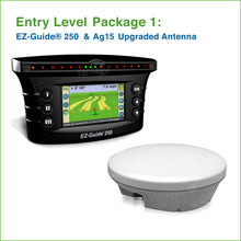 Load image into Gallery viewer, Vantage-Northeast_Entry-Level-Guidance-and-Steering_Package-1_EZ-Guide250_Ag15-Antenna