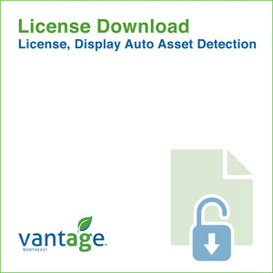 Vantage-Northeast_License-Display_Auto_Asset_Detection