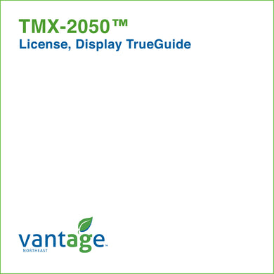 Vantage_Northeast_License-Display-TrueGuide