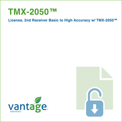 Vantage_Northeast_License__2nd-Receiver_Basic-to-High-Accuracy_with_TMX-2050