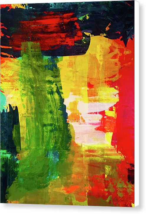 Untitled 17 - Canvas Print - artrockscharity | Equality Clothing Wear Your Voice | Art Beat Live