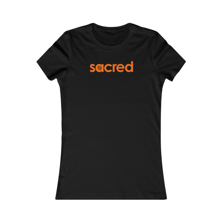 SACRED | Women's Favorite Tee - artrockscharity | Equality Clothing Wear Your Voice | Art Beat Live