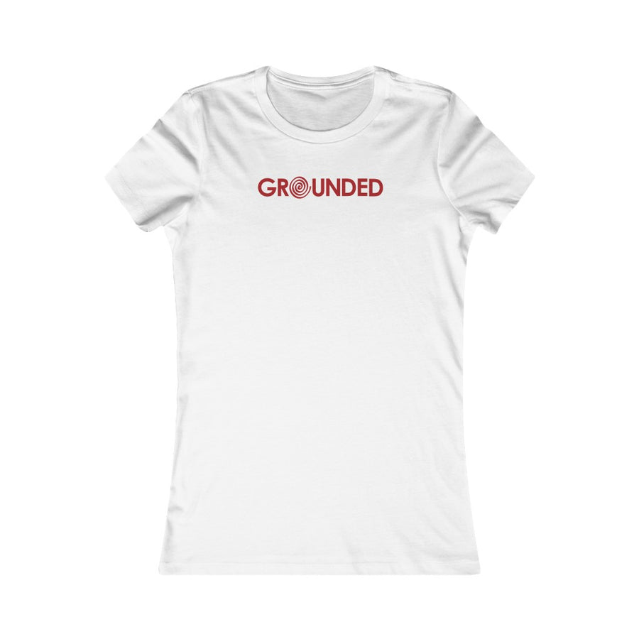 GROUNDED II | Women's Favorite Tee - artrockscharity | Equality Clothing Wear Your Voice | Art Beat Live