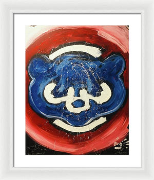 Cubby Bear - Framed Print - artrockscharity | Equality Clothing Wear Your Voice | Art Beat Live