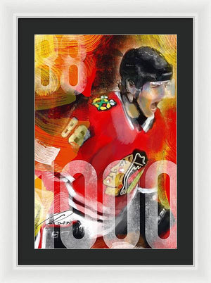 Kane 1000 - Framed Print - artrockscharity | Equality Clothing Wear Your Voice | Art Beat Live