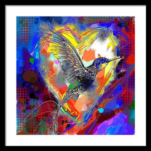 Love to All - Framed Print - artrockscharity | Equality Clothing Wear Your Voice | Art Beat Live