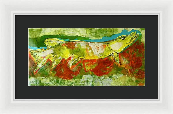 Muskie - Framed Print - artrockscharity | Equality Clothing Wear Your Voice | Art Beat Live