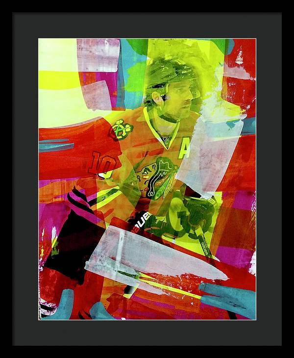 Patrick Sharp 10 - Framed Print - artrockscharity | Equality Clothing Wear Your Voice | Art Beat Live