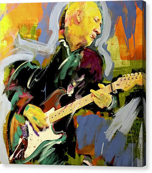 Pete Townshend - Canvas Print - artrockscharity | Equality Clothing Wear Your Voice | Art Beat Live