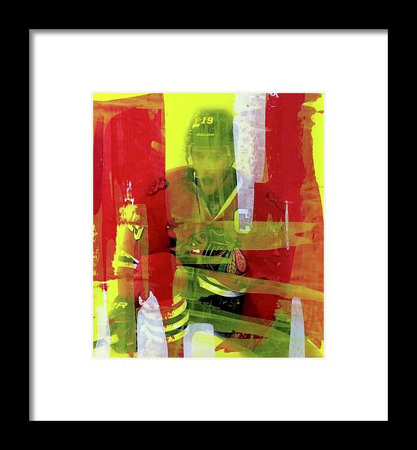 The Captain 2 - Framed Print - artrockscharity | Equality Clothing Wear Your Voice | Art Beat Live