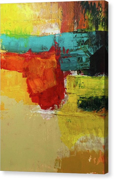 Untitled 11 - Canvas Print - artrockscharity | Equality Clothing Wear Your Voice | Art Beat Live