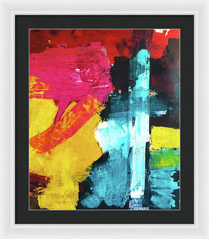 Untitled 12 - Framed Print - artrockscharity | Equality Clothing Wear Your Voice | Art Beat Live