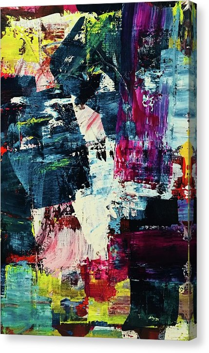Untitled 13 - Canvas Print - artrockscharity | Equality Clothing Wear Your Voice | Art Beat Live