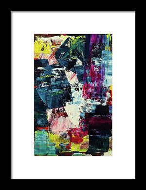 Untitled 13 - Framed Print - artrockscharity | Equality Clothing Wear Your Voice | Art Beat Live