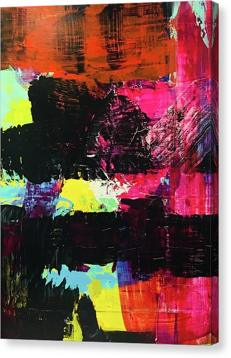 Untitled 14 - Canvas Print - artrockscharity | Equality Clothing Wear Your Voice | Art Beat Live