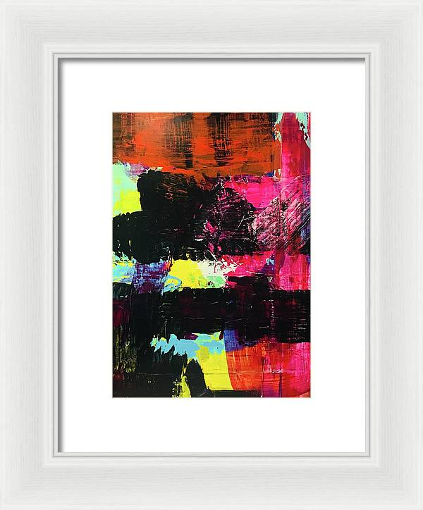 Untitled 14 - Framed Print - artrockscharity | Equality Clothing Wear Your Voice | Art Beat Live