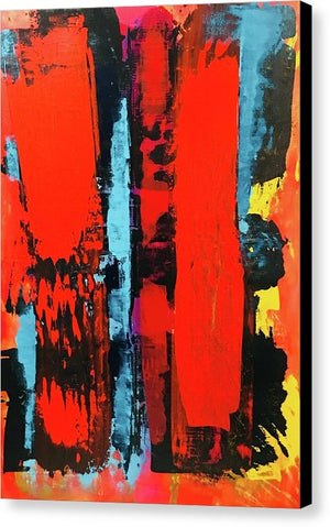 Untitled 15 - Canvas Print - artrockscharity | Equality Clothing Wear Your Voice | Art Beat Live