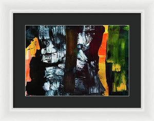 Untitled 16 - Framed Print - artrockscharity | Equality Clothing Wear Your Voice | Art Beat Live