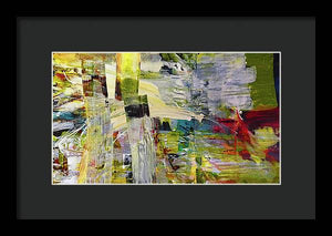 Untitled 18 - Framed Print - artrockscharity | Equality Clothing Wear Your Voice | Art Beat Live