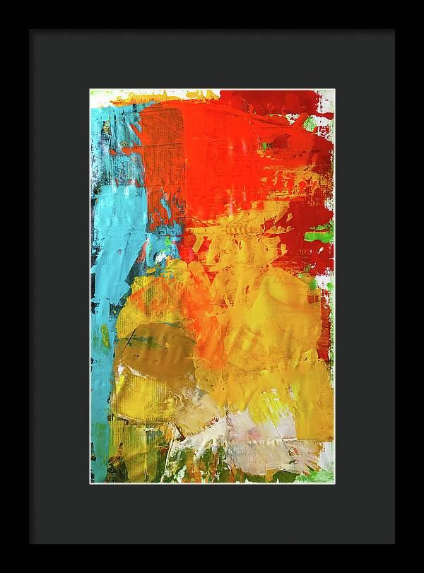 Untitled 3 - Framed Print - artrockscharity | Equality Clothing Wear Your Voice | Art Beat Live