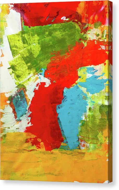 Untitled 6 - Canvas Print - artrockscharity | Equality Clothing Wear Your Voice | Art Beat Live