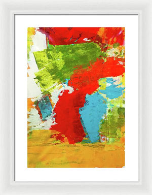 Untitled 6 - Framed Print - artrockscharity | Equality Clothing Wear Your Voice | Art Beat Live