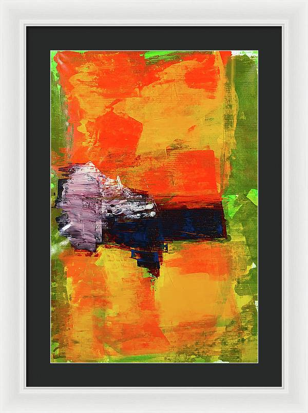 Untitled 8 - Framed Print - artrockscharity | Equality Clothing Wear Your Voice | Art Beat Live