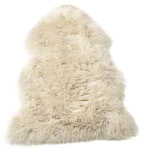 Luxury Sheepskin Rug - Single/Double/Quad