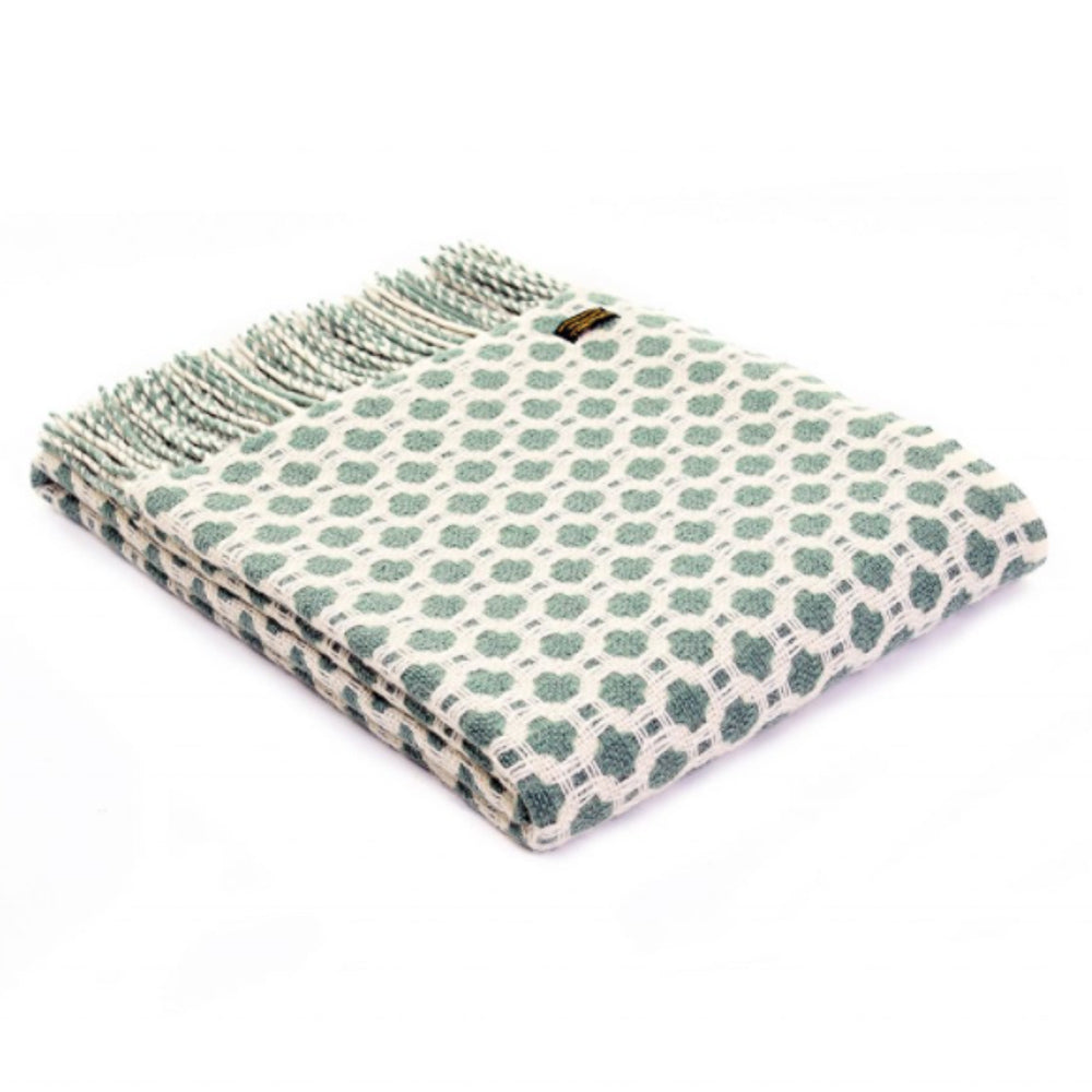 Crossroads Pure New Wool Throw - 4 colours available