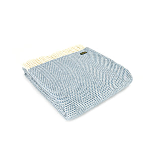 Beehive 100% New Wool Throw - 6 colours available