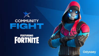 Community Fight Fortnite Edition