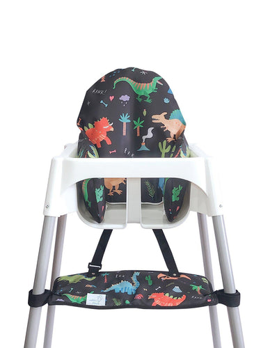 High Chair Cushion Cover - Dino - mytinyfingers baby products