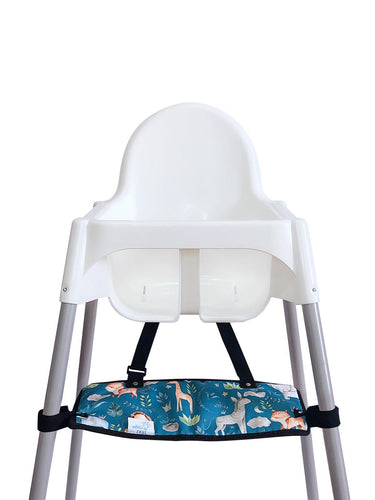 Footsi® High Chair Footrest - Safari - mytinyfingers baby products