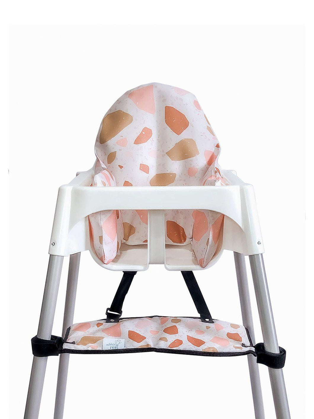 High Chair Cushion Cover - Terrazzo - mytinyfingers baby products