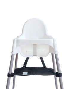 Footsi® High Chair Footrest - Black - mytinyfingers baby products