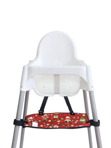 Footsi® High Chair Footrest - Sweet Christmas - mytinyfingers baby products