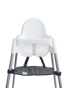 Footsi® High Chair Footrest - Grey - mytinyfingers baby products