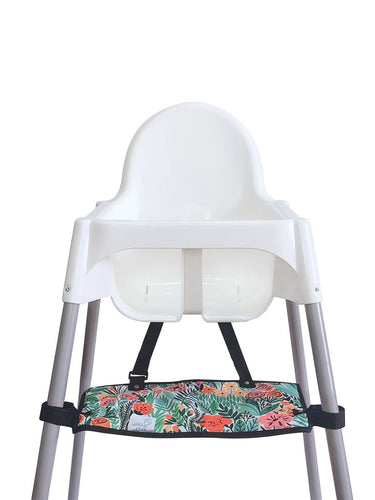 Footsi® High Chair Footrest - Floral - mytinyfingers baby products