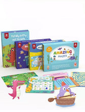 Load image into Gallery viewer, Puzzles for Kids Bundle - mytinyfingers baby products
