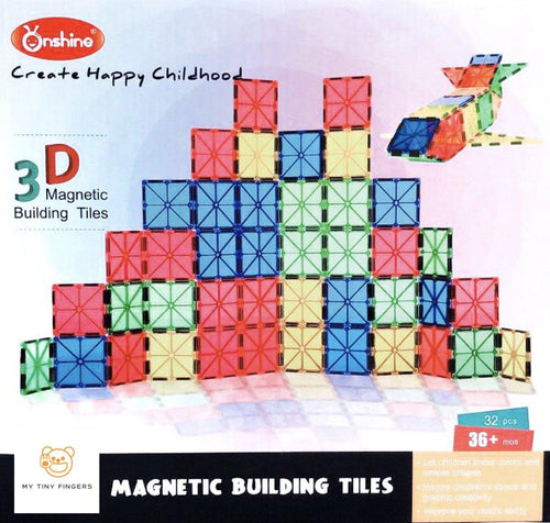 Educational Tiles Basic Set - mytinyfingers baby products