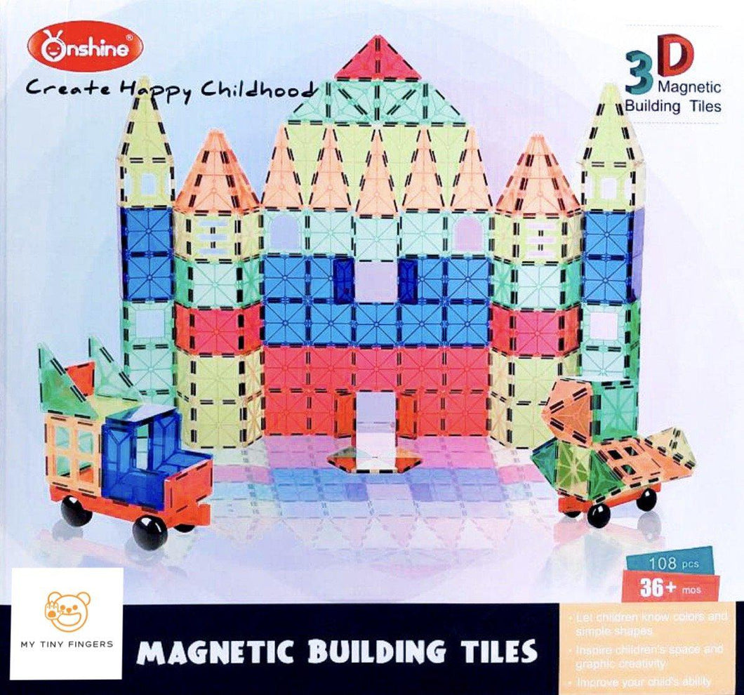 Educational Tiles Mega Set - mytinyfingers baby products