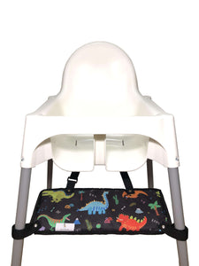 Footsi High Chair Footrest - Dino - mytinyfingers baby products