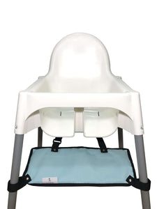Footsi High Chair Footrest - Mint - mytinyfingers baby products